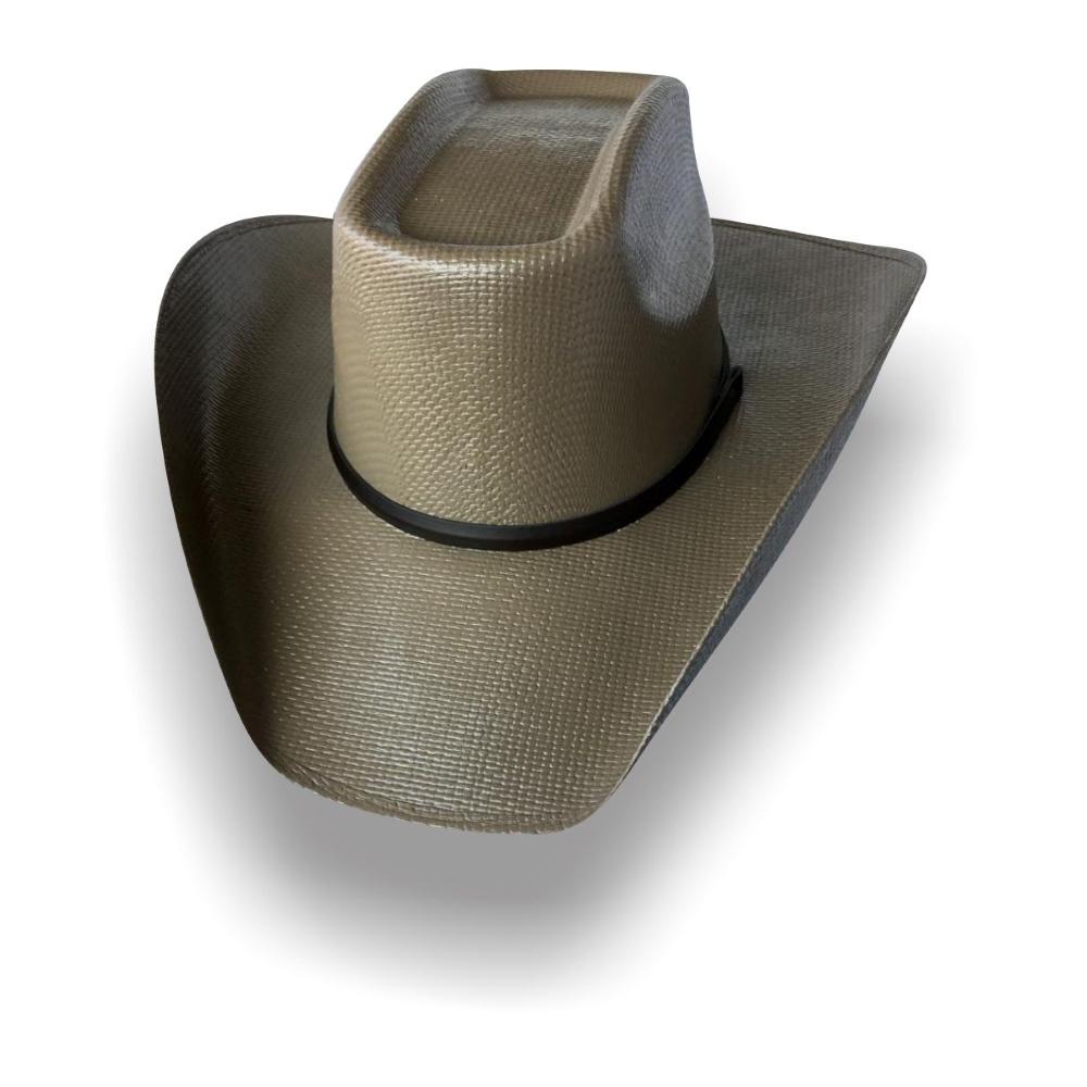 Sombrero Diplomatics Monterrey estilo ocho segundos de papel de arroz