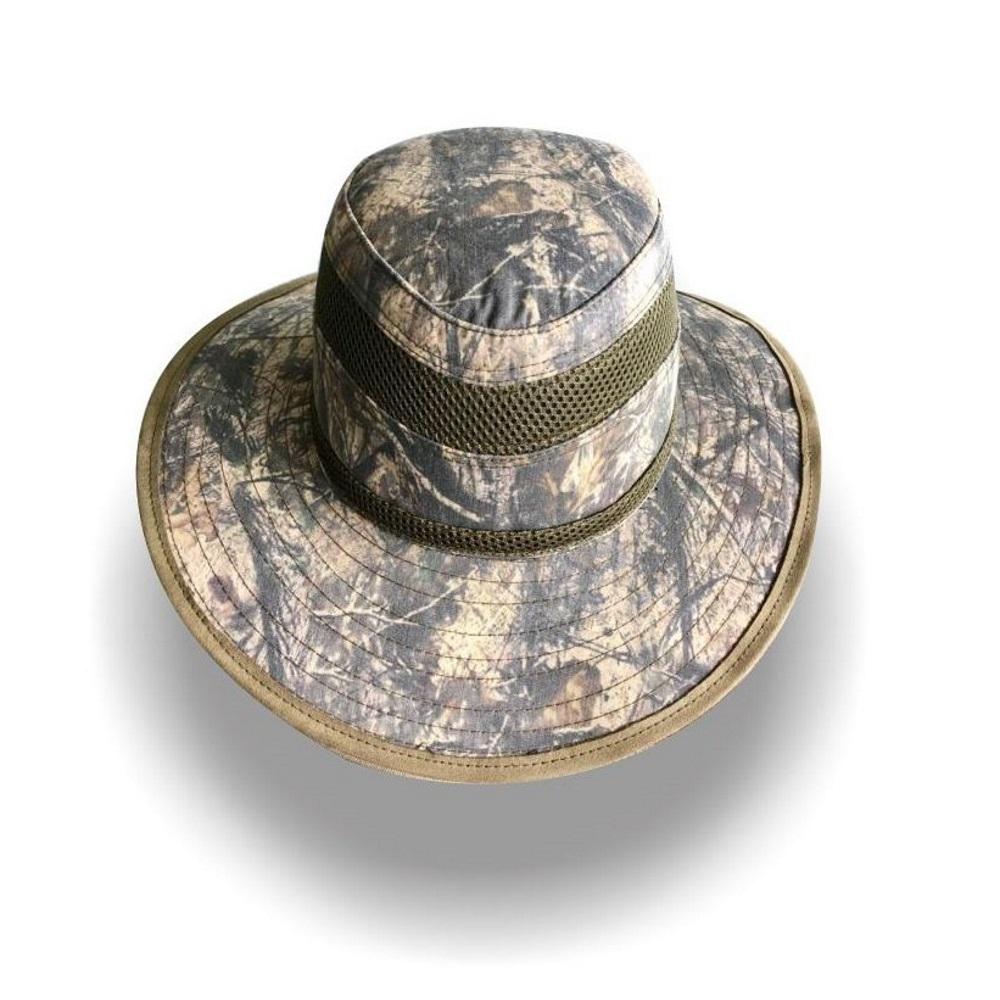 Sombrero Diplomatics Palenque de tela sublimada con camuflaje